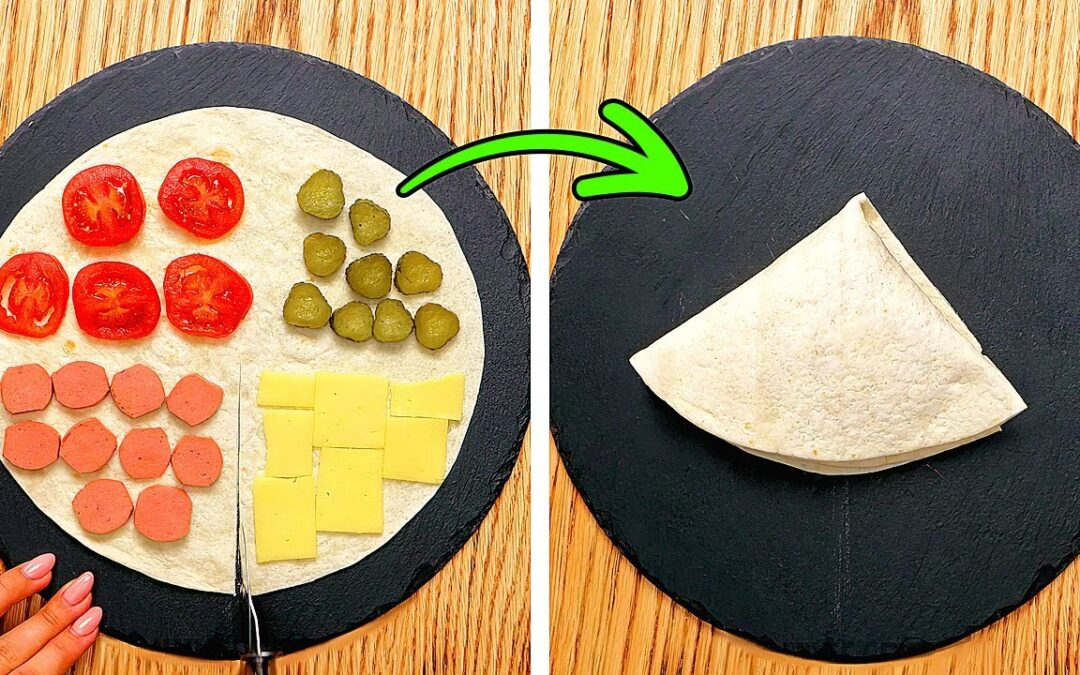 32 Delicious Food Hacks For Busy People || Tasty Snack Recipes Anyone Can Make!