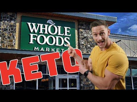 Educational Keto Grocery Haul at Whole Foods (with Scientific Explanation)