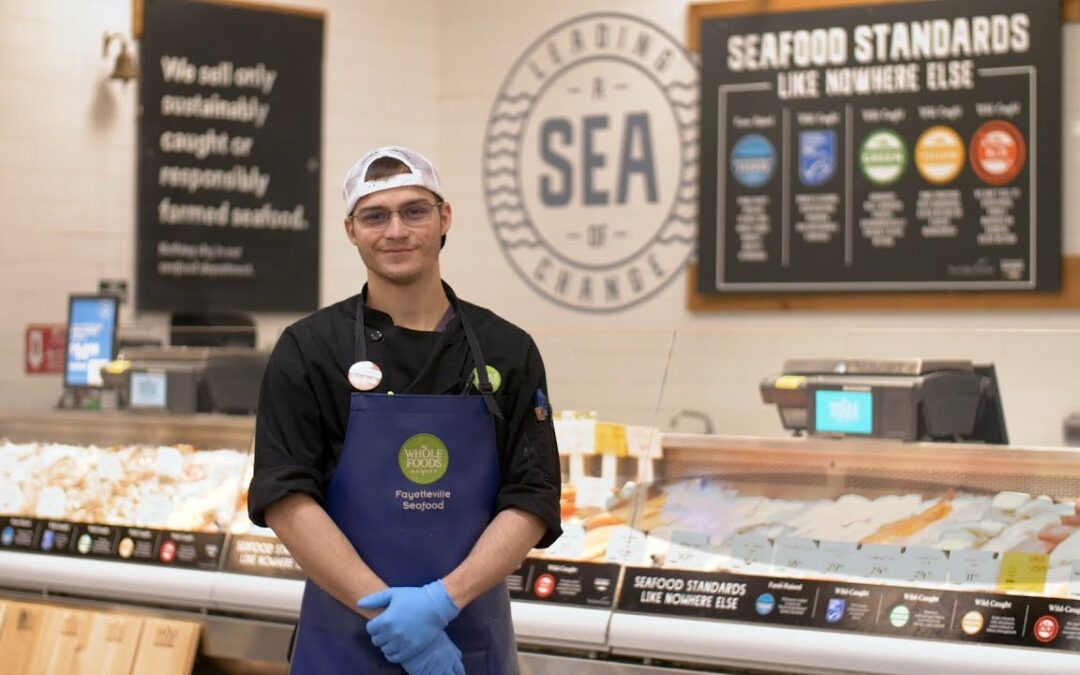 Day in the Life: Seafood Team Member — Whole Foods Market