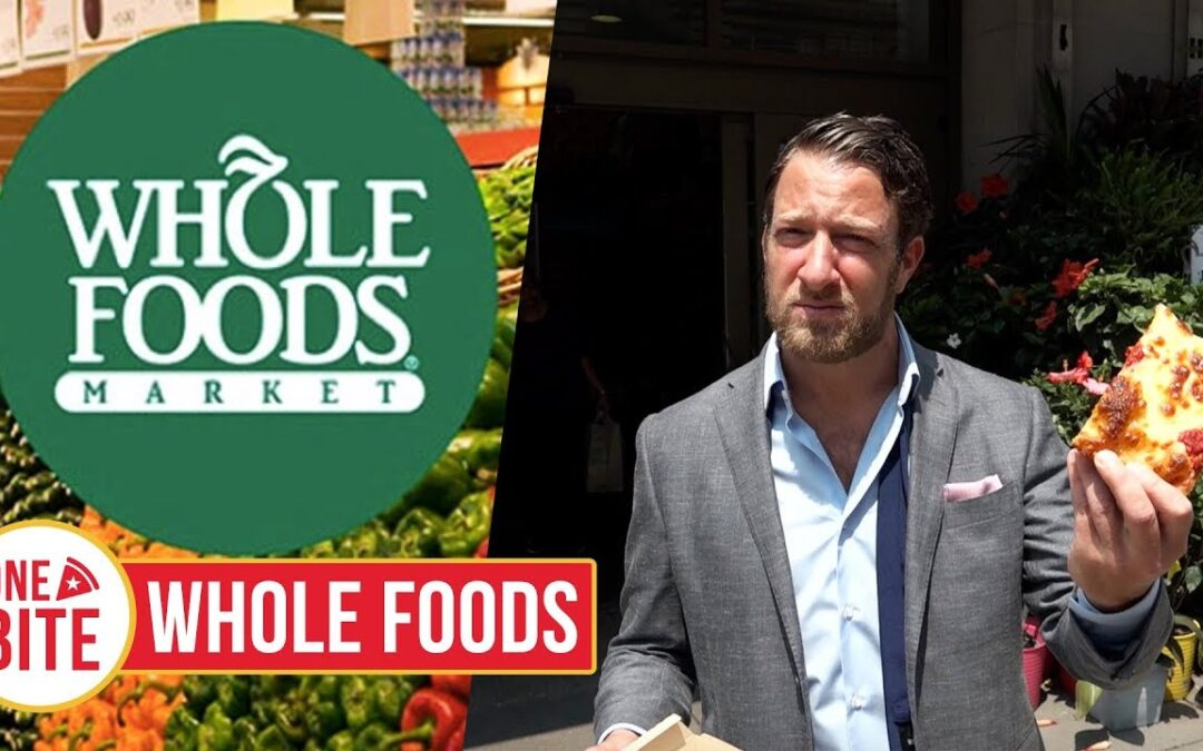 Barstool Pizza Review – Whole Foods Market