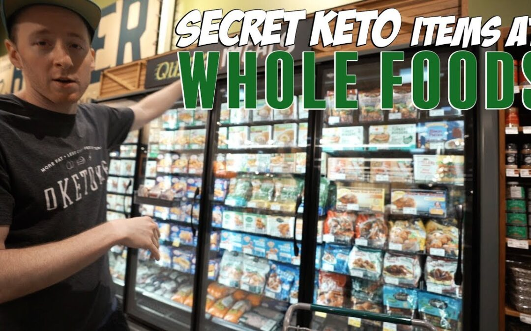 What are Healthy Carbs on Keto? Full Day of Eating + Whole Foods