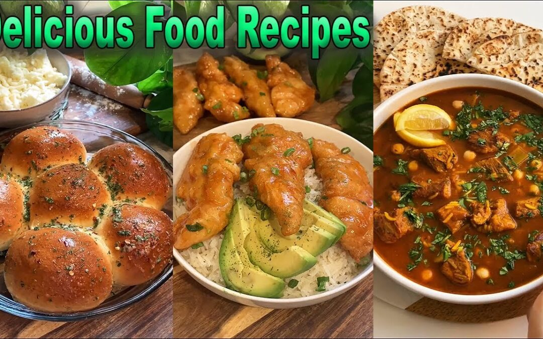 Extremely Delicious Food Recipes That Will Inspire You To Start Cooking