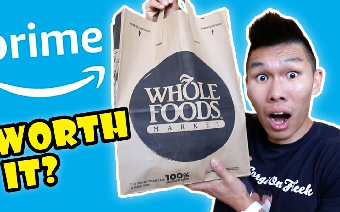 Amazon's Prime Discount at Whole Foods Worth It?    Life After College: Ep. 601