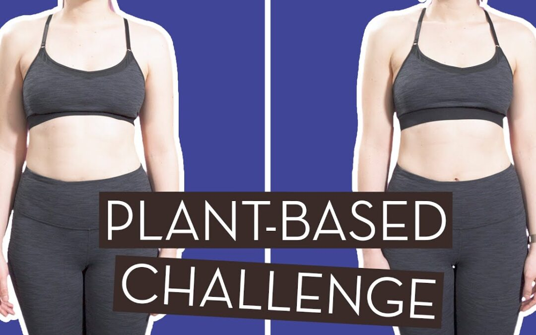 My 30-Day Whole-Foods, Plant-Based Diet Results