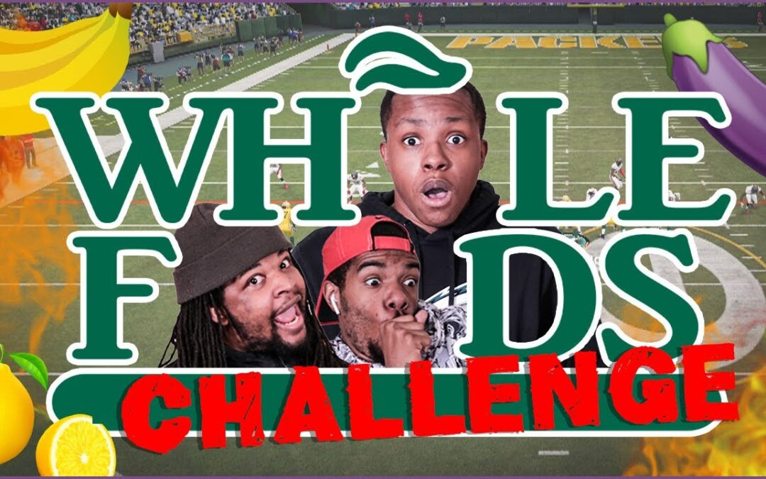 The WHOLE FOODS Challenge… It Gets NASTY! (Madden Beef Ep.64)