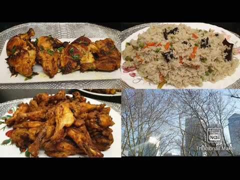 BEAUTIFUL SUNNY DAY/ DELICIOUS FOOD || FATHEHA'S KITCHEN &VLOGS