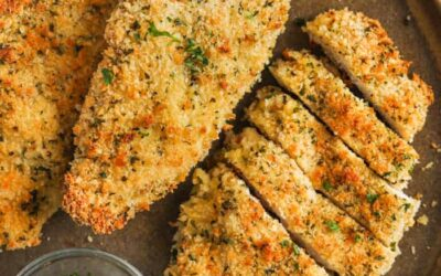 Crispy Breaded Chicken – Spend With Pennies