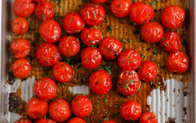 Roasted Cherry Tomatoes – Spend With Pennies