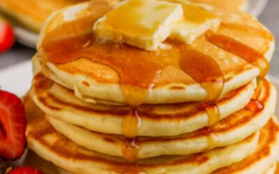Fluffy Buttermilk Pancakes – Spend With Pennies