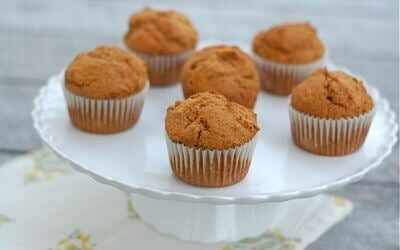 Healthy Pumpkin Muffins – 100 Days of Real Food