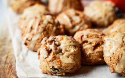 Persimmon Cookies! The Best Soft & Chewy Persimmon Cookie Recipe