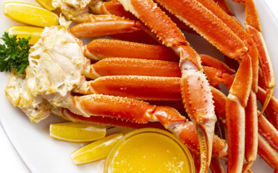 How To Cook Crab Legs (5 Ways!)